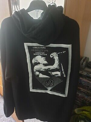 £40 • Buy Linkin Park Celebrate Life In Honor Of Chester Bennington Hoodie (XL Only)