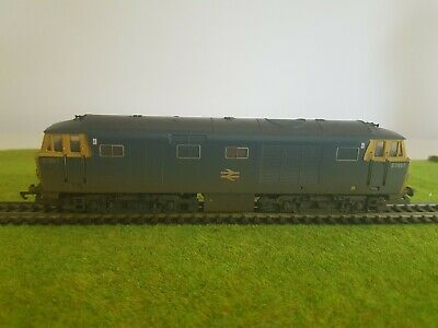 £45 • Buy  Hornby R2423 Class 35 Hymek Weathered Locomotive In BR Blue