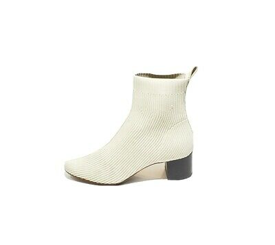 £53.10 • Buy Everlane ReKnit The Day Glove Boot Beige Knit Leather Womens US 6