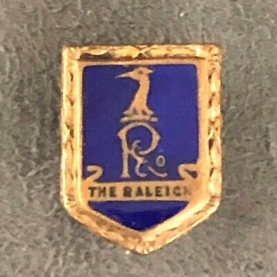 £30 • Buy The Raleigh Cycling Bicycle Enamel Lapel Pin Badge