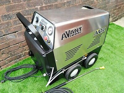 £752 • Buy Mac Avant 240volt Industrial/Commercial Pressure Washer/ Steam Cleaner Complete