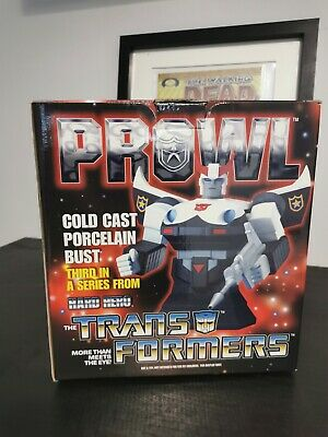 £15 • Buy Transformers Prowl Bust