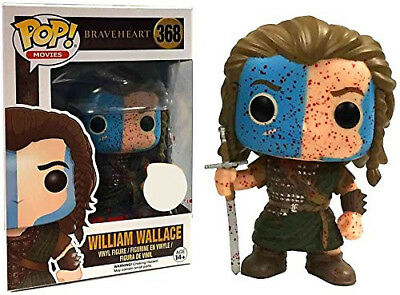£150 • Buy Funko Braveheart William Wallace Bloody Exclusive Pop
