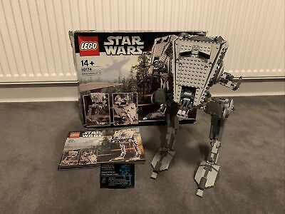 £195 • Buy LEGO Star Wars Rare UCS AT-ST (10174) 100% Complete Boxed Ultimate Collectors