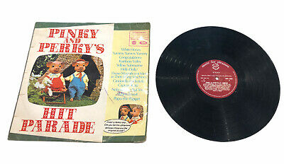 £9.99 • Buy Pinky And Perky -Pinky And Perky's Hit Parade 12  (LP) RECORD VINTAGE RARE 1968