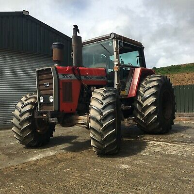 £16750 • Buy Barn Find Classic Vintage - 1984 Massey Ferguson 2720 Tractor - Superb Condition