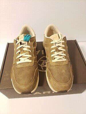 $ CDN56.55 • Buy Ariat Womens Fuse Plus Brown Bomber Walking Shoes Size 9 10025042