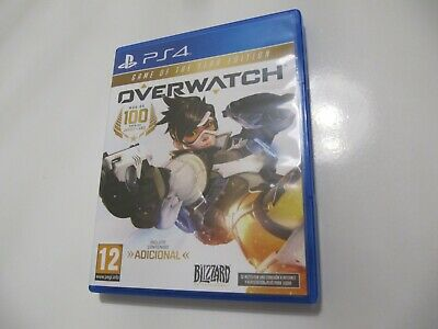 AU35.75 • Buy Overwatch Game Of The Year Ps4 Pal EspaÑa