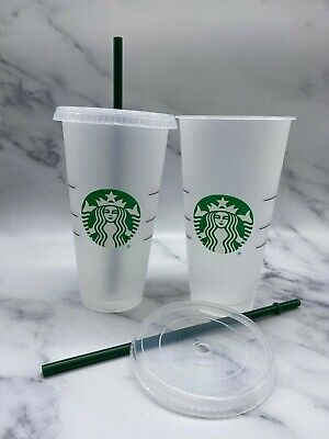 £12 • Buy Personalised Starbucks Tumbler With Straw /personalised Gift /Reusable Cold Cup