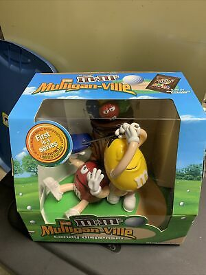 $9.99 • Buy M&M Mulligan-Ville  Collectible Candy Dispenser. New In Box