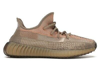 $ CDN351.87 • Buy Adidas Yeezy Boost 350 V2 Sand Taupe Brown FZ5240 US Mens Size 11.5 New With Box