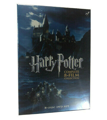 $ CDN26.54 • Buy Harry Potter Complete 8-Film Collection DVD ,8-disc Set NEW