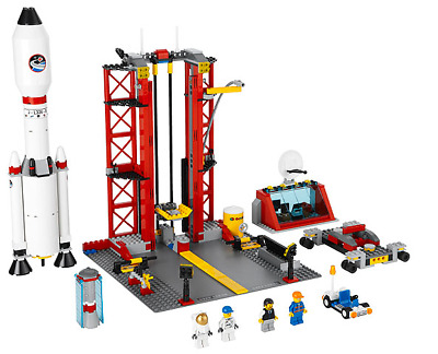 £59.95 • Buy LEGO City Space Centre Set 3368 100% Complete + Unused Stickers + Poster Vgc