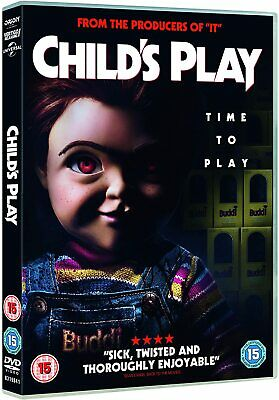 £5.75 • Buy Child's Play Time To Play  Brand New & Sealed Dvd N