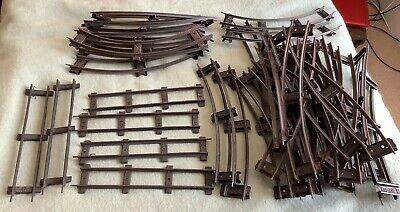 £5 • Buy A Collection Of Vintage O Gauge Track/Rail Mostly Hornby