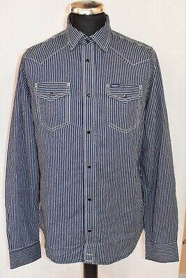£40 • Buy Diesel Mens Shirt Size Large Denim Cotton Rrp From £220 Brand New Limited Stock