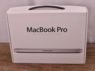 $6.50 • Buy APPLE 2013 MacBook Pro - Empty Retail Box Only - 13 Inch Model A1278