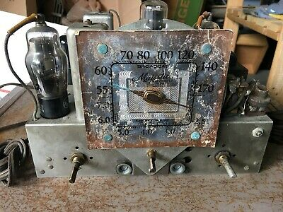 $50 • Buy Vintage Majestic Radio Chassis Model 156 -tombstone? , Used