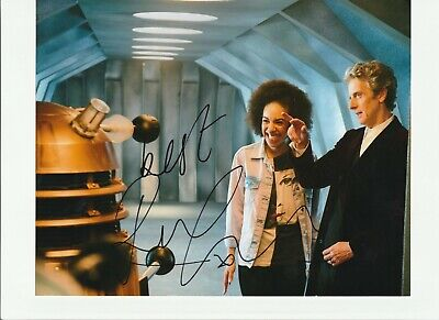 £13 • Buy Pearl Mackie HAND SIGNED 8x10 Photo, Autograph, Doctor Who