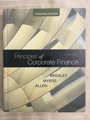 £12.89 • Buy Principles Of Corporate Finance, Concise, 2nd Edition, F21-94155