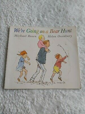 £1.25 • Buy We're Going On A Bear Hunt Book