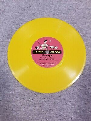 £0.72 • Buy Vintage 1950's Silent Night On Golden Records- In Yellow