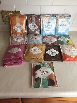 £20 • Buy Exante Diet Shakes Bundle Of 37 Assorted Flavours