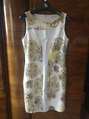 £36 • Buy Versace Collection Dress Size 8