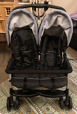 £40 • Buy Mothercare Twin Stroller With Rain Cover