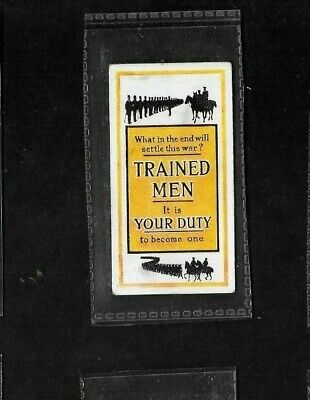 £2.99 • Buy Wills Recruiting Posters Trained Men