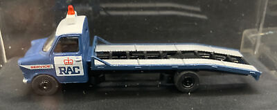 £11.50 • Buy FORD TRANSIT Mk1 RAC BEAVERTAIL RECOVERY TRUCK 1/76 Scale Model OXFORD DIECAST