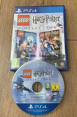 AU14.74 • Buy Lego Harry Porter Ps4 Game - Never Used Excellent Condition