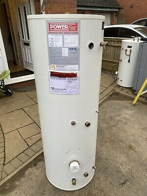 £50 • Buy Mcdonald Unvented 210L Cylinder