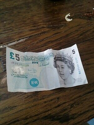£5 • Buy A01 £5.00 Paper Type. Five Pound Note. Uncirculated. UNC
