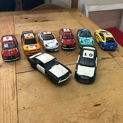 £7.51 • Buy Scalextric Hornby Vintage Racing Cars Police Cars Mitsubishi - Spares Repair