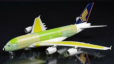 AU94.22 • Buy Singapore Airlines Airbus A380 F-WWST Phoenix PH4SIA2137 04375 Scale 1:400