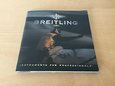 £40.84 • Buy Mini Catalogue Breitling Instruments For Professionals - For Collectors