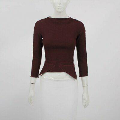 AU140 • Buy Scanlan Theodore Crepe Top With Belt Size 8