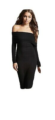 AU14.50 • Buy Forever New Bodycon Off Shoulder Dress Size 8