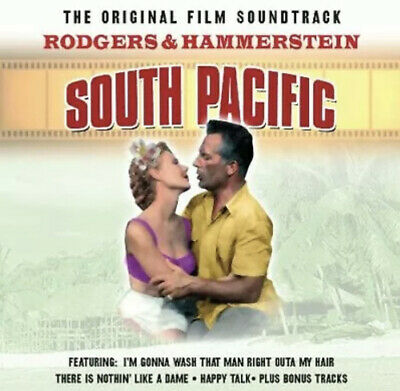 £10.99 • Buy Rodgers & Hammerstein - South Pacific [Origin... - Rodgers & Hammerstein CD NEW