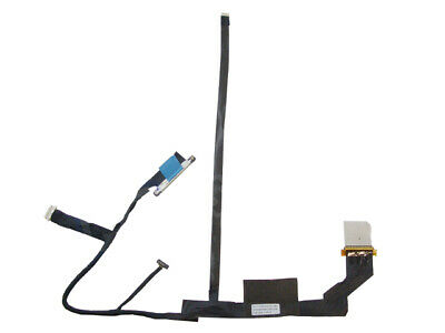 $14.95 • Buy Dell OEM Precision M6600 17.3  LCD Video Ribbon Cable For TouchScreen LCD