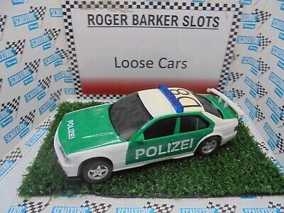 £30 • Buy Scalextric BMW 320  Polizei  Car Working Lights Vgc  Unboxed Bargain
