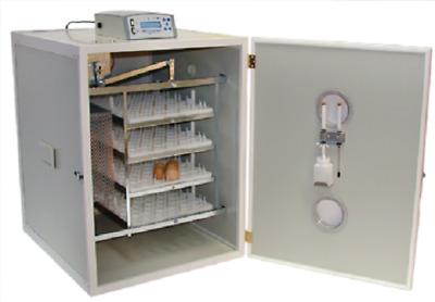 £1300 • Buy Chicktec Incubators 316 288 Egg Cabinet Incubator Poultry Waterfowl Game Bird