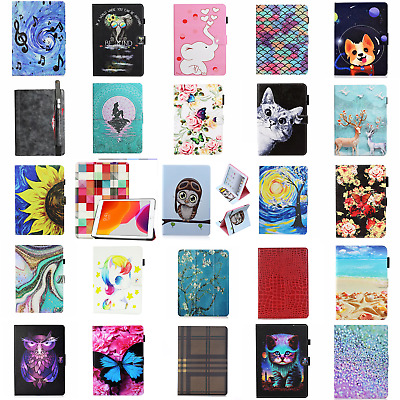 £10.99 • Buy Case For Apple IPad 2020/19 8th 7th Generation 10.2  Inch PU Leather Stand Cover