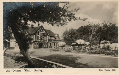 £1.50 • Buy Middlesex RUISLIP Orchard Hotel Postcard