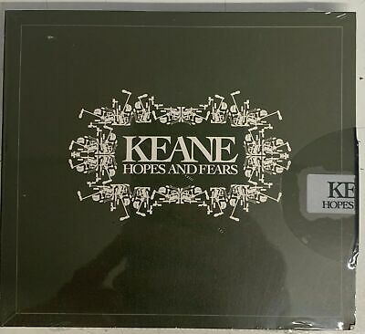£5.99 • Buy Keane - Hopes And Fears (CD) New And Sealed Digipack Eco Box