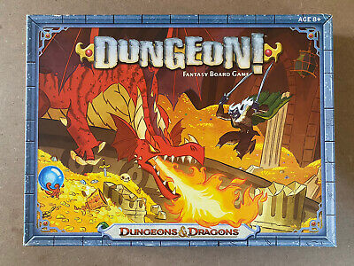 AU33.39 • Buy Dungeon! Fantasy Board Game D&D (WotC)  Dungeons Dragons 2014