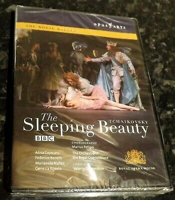 £18 • Buy The Sleeping Beauty DVD The Royal Ballet New Sealed All Regions