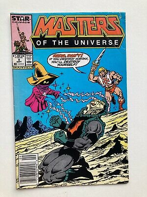 $49.99 • Buy Masters Of The Universe #9 (Star Comics 1987) Newsstand Edition