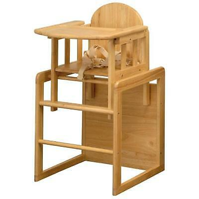 £60 • Buy East Coast Combination Highchair Natural (Courier Return)